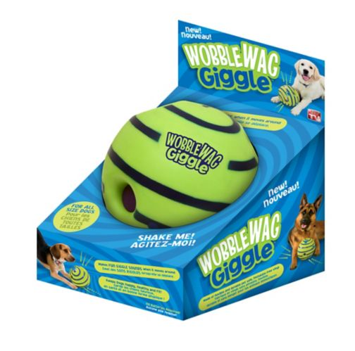 As Seen On TV Wobble Wag Dog Toy Product image