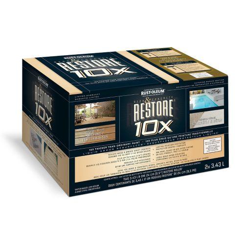 Rust-Oleum Restore 10X Deck Restore Bundle Product image