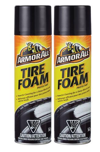 Mousse pour pneus Armor All, paq. 2 Image de l'article