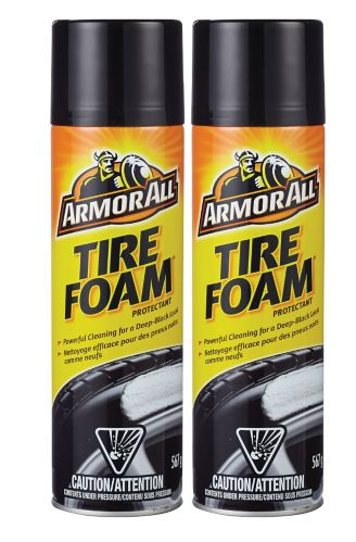 Armor All Tire Foam, 2-pk Product image