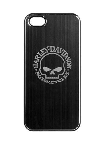 Harley Davidson iPhone 5/5S Case, Gun Metal, Black & Chrome Product image