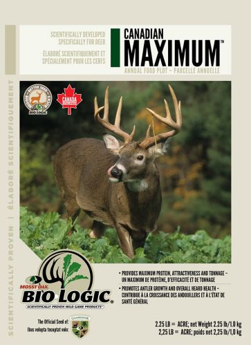 Attractif à chevreuil BioLogic Canadian Maximum, 2 lb Image de l'article