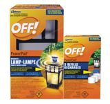 OFF! Powerpad Mosquito Repellent Lamp Value Pack | OFF!null