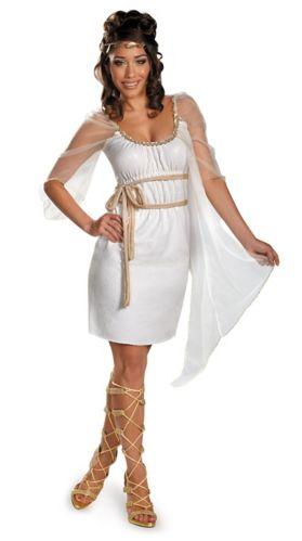Greek Goddess Halloween Costume, Adult Product image