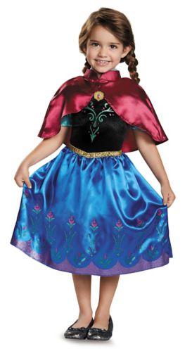 Costume d'Halloween Anna pour enfants Image de l'article