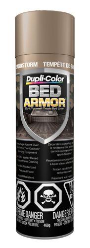 Peinture auto en aérosol Duplicolor Bed Armor, 16 oz