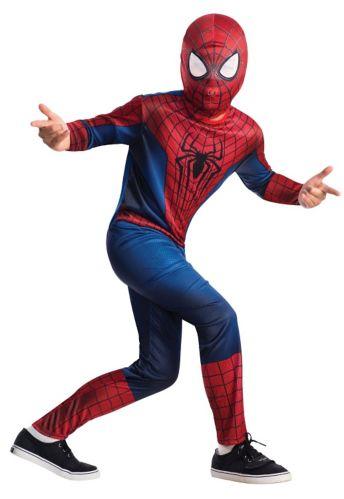 Costume d'Halloween Spiderman pour enfants
