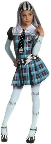 Monster High Frankie Stein Kids' Halloween Costume Product image