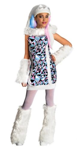 Monster High Abby Bominable Kids' Halloween Costume Product image