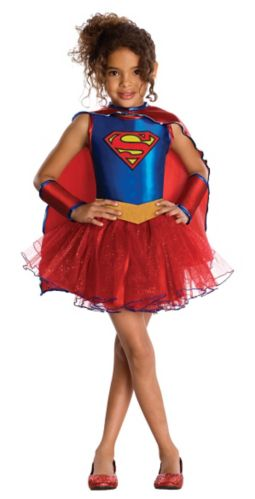 Costume d'Halloween Supergirl pour enfants Image de l'article
