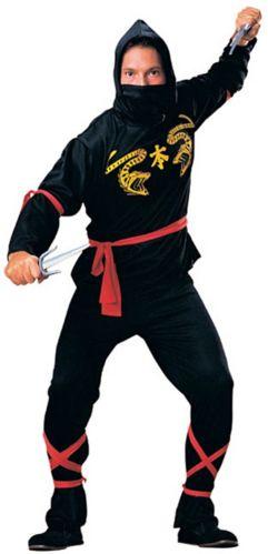 Costume d'Halloween Ninja, adultes Image de l'article