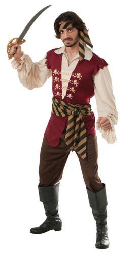Pirate Raider Halloween Costume, Adult Product image