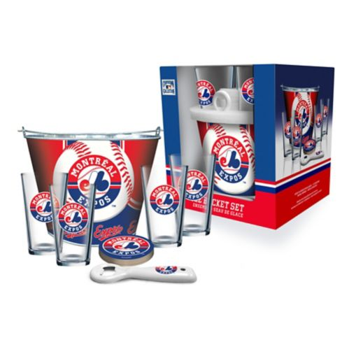 Montreal Expos Bucket Kit Product image