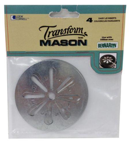 Couvercles de pot Mason Transform, paq. 4 Image de l'article