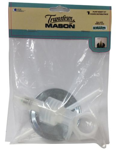 Transform Mason Regular Mouth Jar Pump Product image