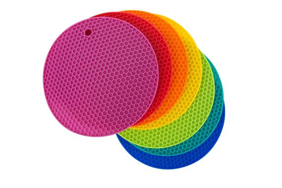 Core Kitchen Silicone Round Trivet Product image