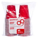 Goodtimes Red Party Cups, 9-oz | Good Timesnull