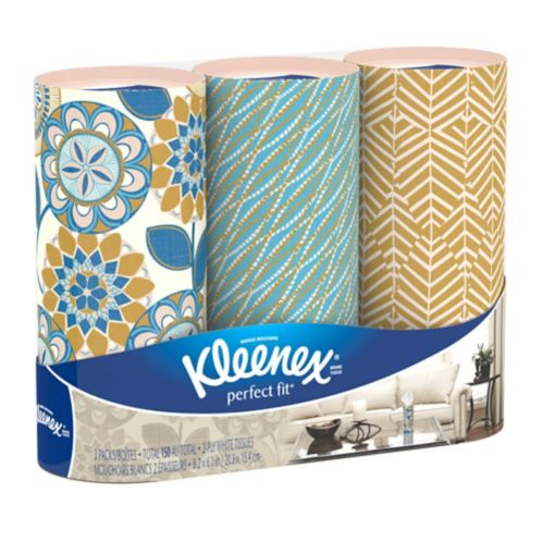 Kleenex Perfect Fit Canister Facial Tissue Product image