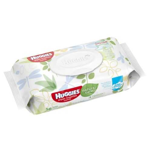 Huggies Natural Care Wipes, 56-pc Product image