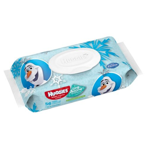 Huggies One and Done Wipes, 56-pc Product image