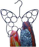 Support à écharpes en forme de papillon