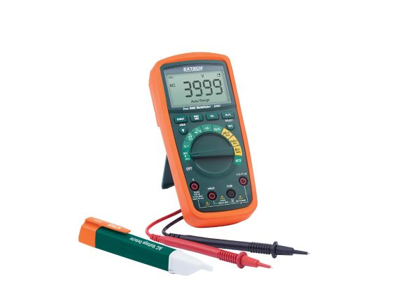 True RMS Multimeter and Non-Contact Voltage Detector Kit Product image