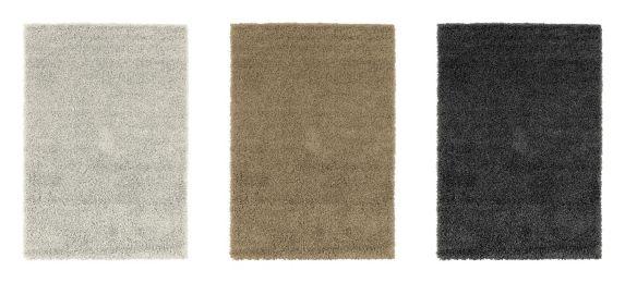 Tapis tissé à poils longs KORHANI Home, variés, 3 x 5 pi Image de l'article