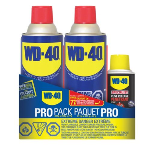 WD-40 Pro Pack Product image