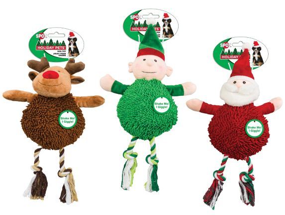 Holiday Gigglers Pet Toy Product image