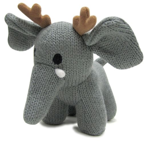 Knit Animal Toys For Pets Product image