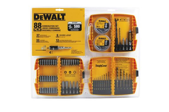 DEWALT Assorted Drilling & Driving Set, 88-pc Product image