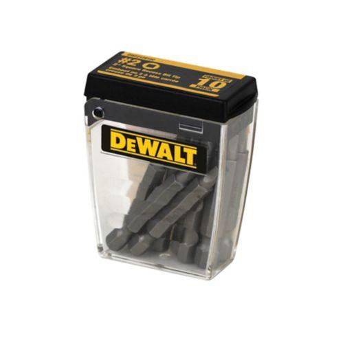 DEWALT #2 Square Power Bit, 2-in, 10-pk Product image