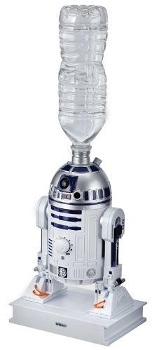Star Wars R2D2 Ultrasonic Cool Mist Humidifier, 1-Gal
