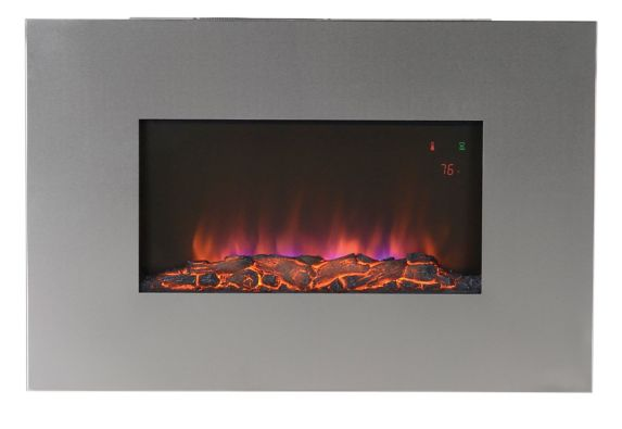 Master Flame Clarington Wallmount Fireplace