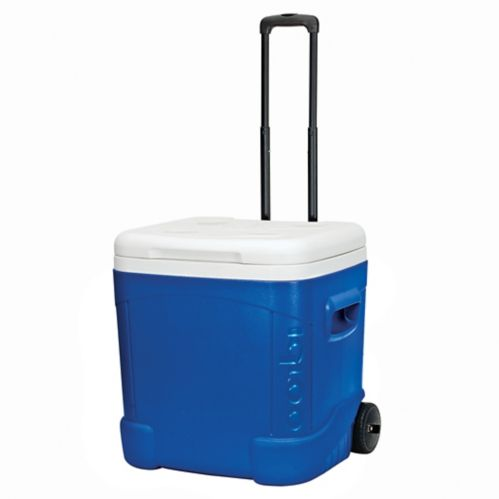 Igloo Ice Cube Roller Cooler, 60-qt Product image