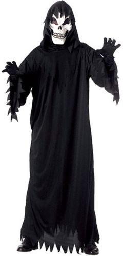 Scary Skeleton Halloween Costume, Adult Product image