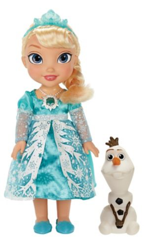 Disney's Frozen Snow Glow Elsa Doll Product image