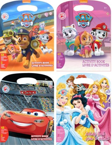 Children's Activity Book, Assorted Product image