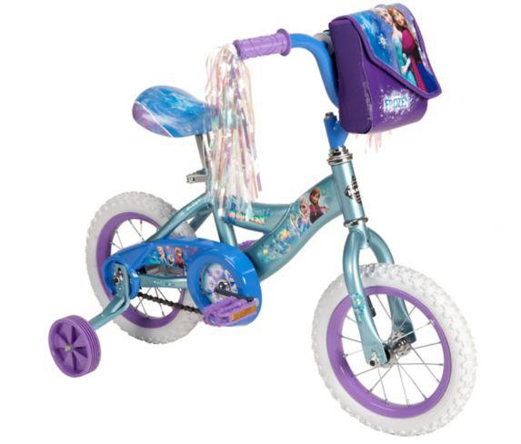 Vélo La Reine des neiges, enfants, 18 po