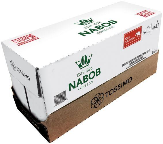 Dosettes K-Cup Tassimo Nabob, Colombien à 100 %, paq. 70 Image de l'article