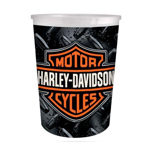 Poubelle Harley Davidson Image de l'article
