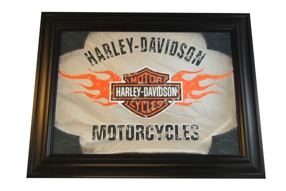 Harley-Davidson Mirror, 11x13-in Product image