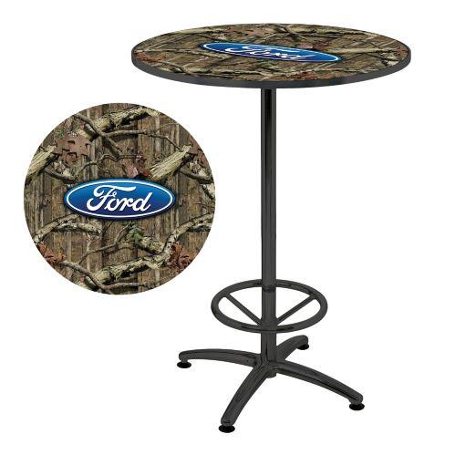 Ford Mossy Oak Bar Table