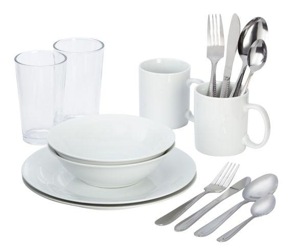 Service de vaisselle, 16 pièces Image de l'article