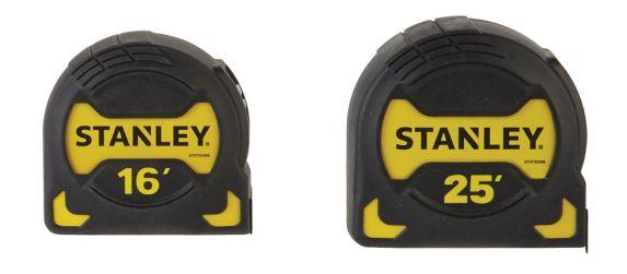 Rubans à mesurer Stanley, paq. 2 Image de l'article