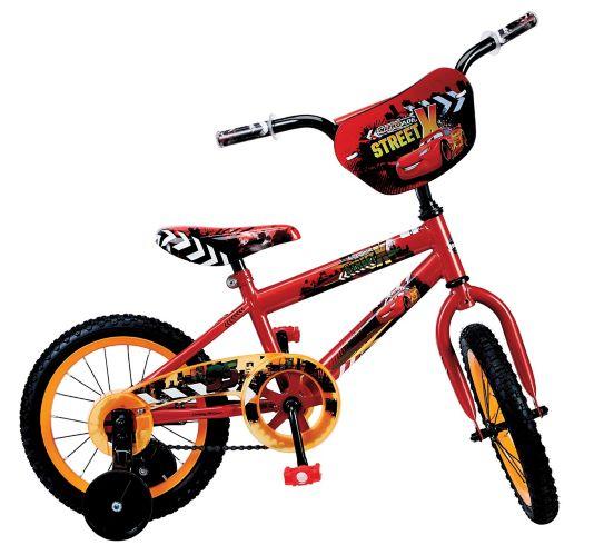 Disney Cars Kids' Bike, 14-in Product image