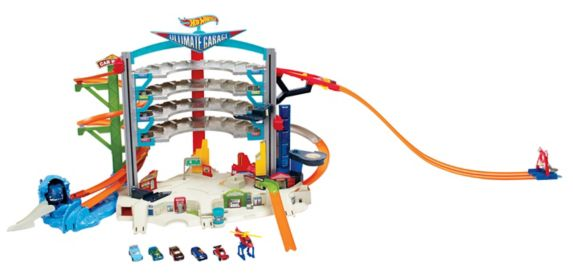 Hot Wheels Mega Garage Play Set Product image