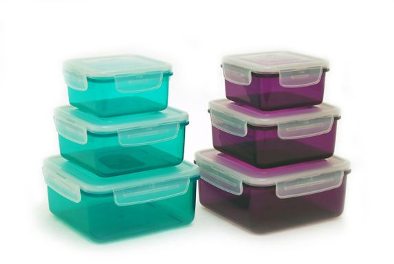 Starfrit Lock & Lock Lunch Container Kit, 6-pc Product image