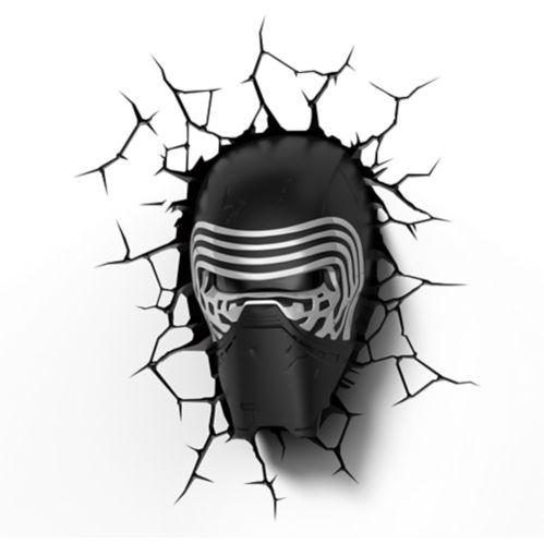 Veilleuse 3D Star Wars, vilain Image de l'article
