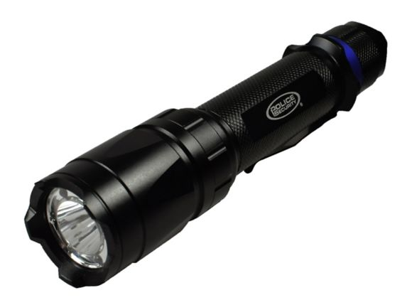 Police Security TracTact Flashlight